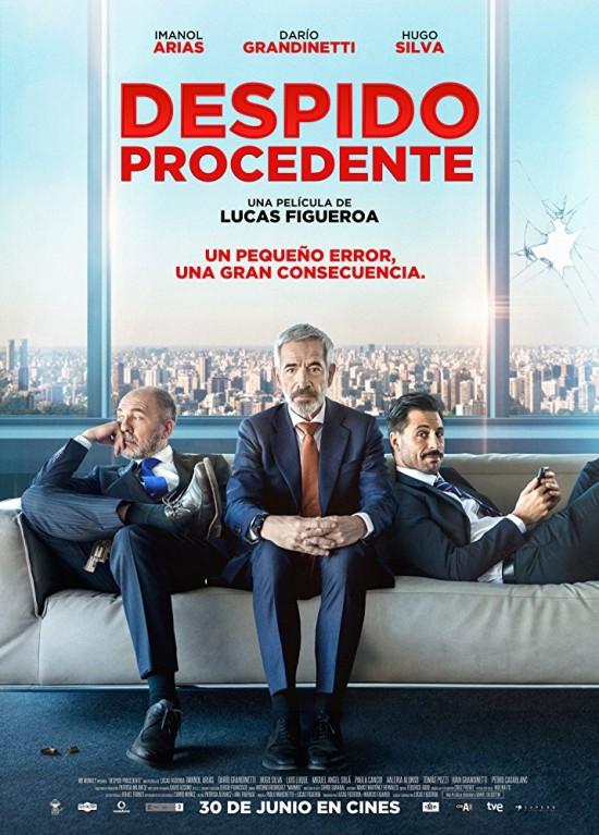 Despido Procedente Velo casting Lucas Figueroa